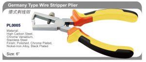 QPLTOOL Germany Type Wire Stripper Plier