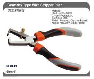 Germany Type Wire Stripper Plier | PL0019