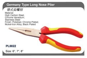 Germany Type Long Nose | PL0022