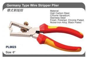 Germany Type Wire Stripper Plier | PL0023