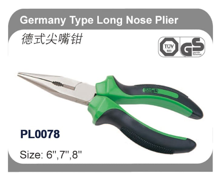 Germany Type Long Nose Plier | PL0078