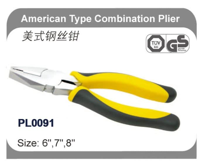 Germany Type Combination Plier   PL0091