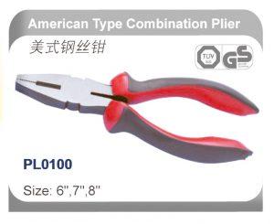 American Type Combination Plier   PL0100